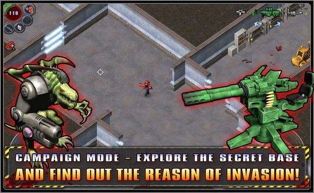 Alien Shooter Apk apk download