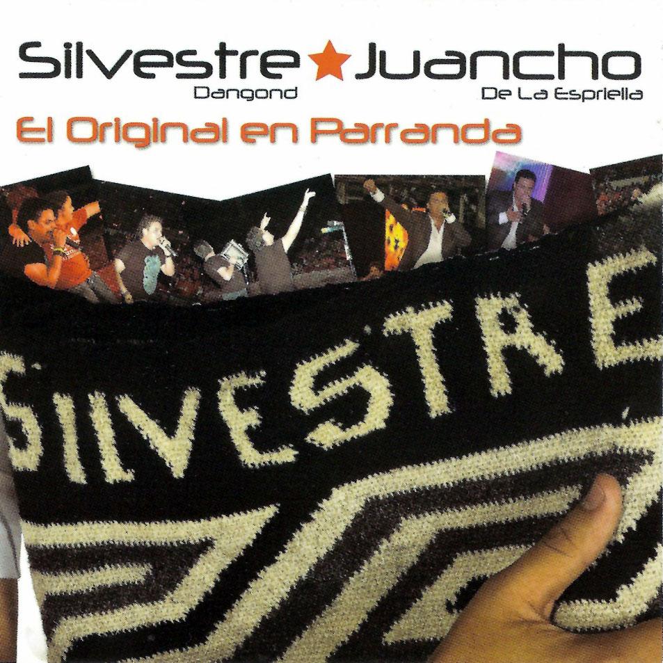 SILVESTRE DANGOND   El Original En Parranda  2008