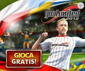 Goalunited il gioco gratis di calcio manageriale del 2012