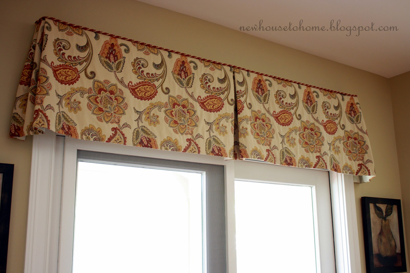 Latest 2014 window treatments home design ideas for Best window treatments for kitchen