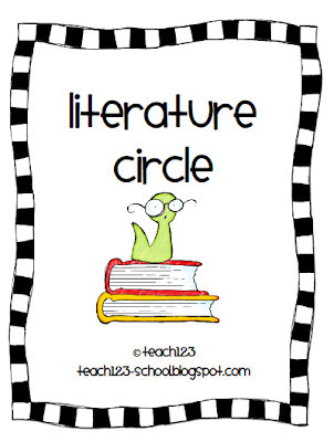 http://www.teacherspayteachers.com/Product/More-fun-with-Literature-Circles