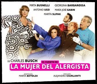 El cuento de la mujer del Alergista (2011)
