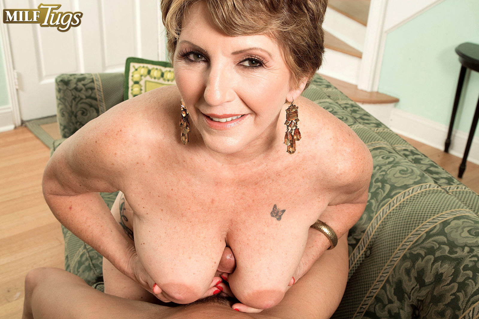 Mature women are blowing off steam 10