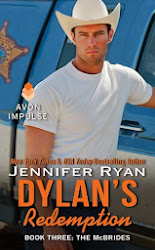 Dylan's Redemption (The McBrides #3)