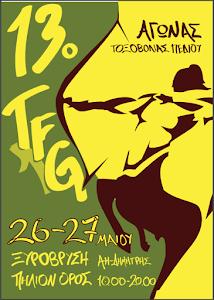 13th TFG! mt Pelion, Agios Dimitrios - Xirovrisi