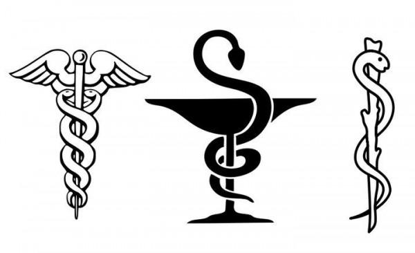 هل تعلم سبب اختيار شعار كلية الطب والصيدلة