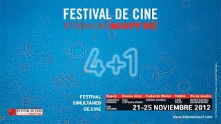 Festival simultáneo de Cine 4+1 en la Ciudad de México