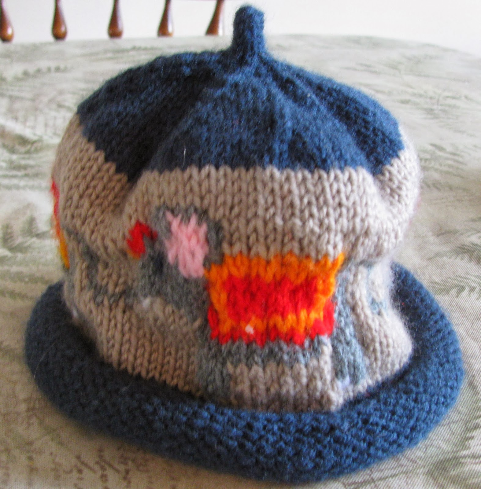 Knitskatoon: A retrospective of baby hats