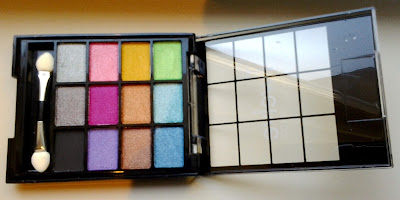eyeshadow, colourful, beauty, products, review, vancouver, make-up, cheap, affordable, Canada, rainbow, pretty