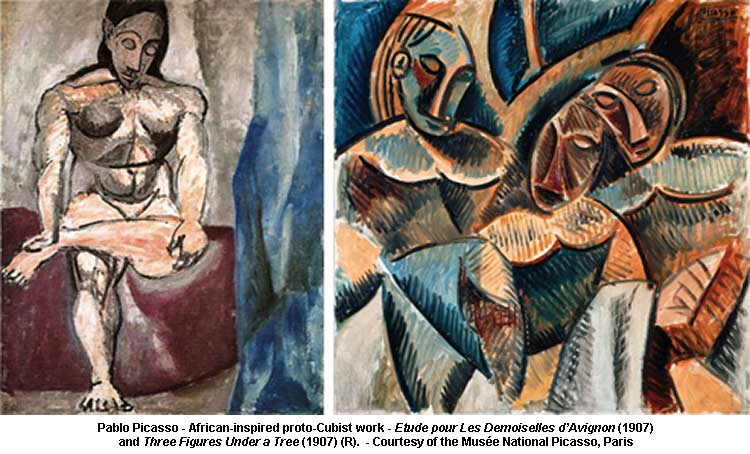 pablo picasso and his impact in the history of art Pablo picasso's impact on the history of modern art has been profound his early development was complex and innovative, constituting a subject of surprising depth.