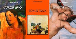CARLOS PIERRE: TODOS SUS LIBROS