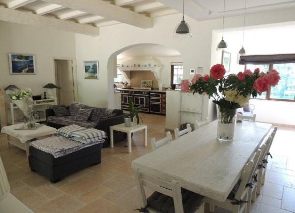 St. Tropez luxury villa
