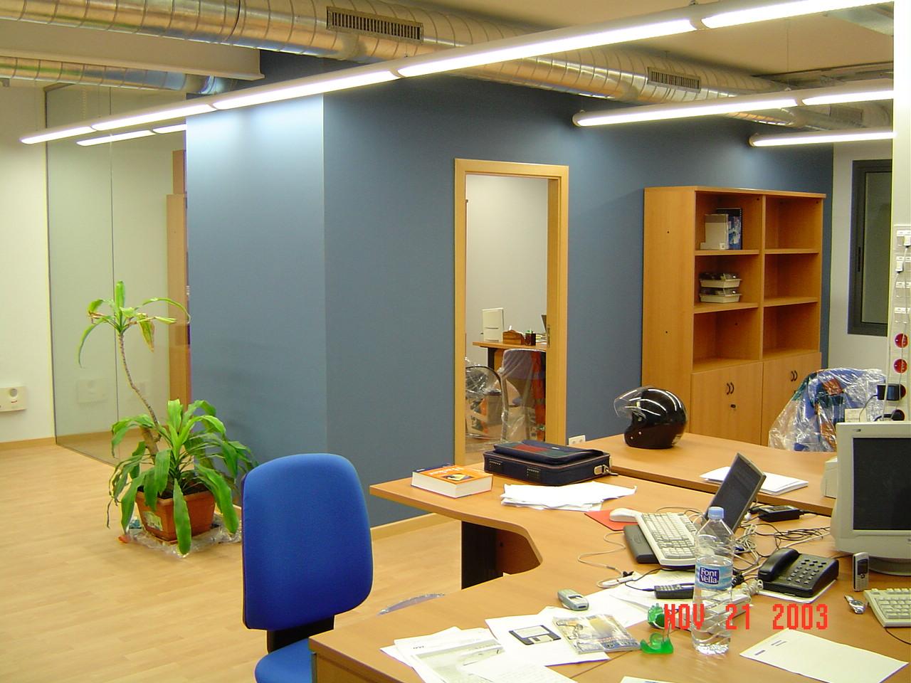 Oficina publica saludable oficina publica saludable for Oficinas interiores