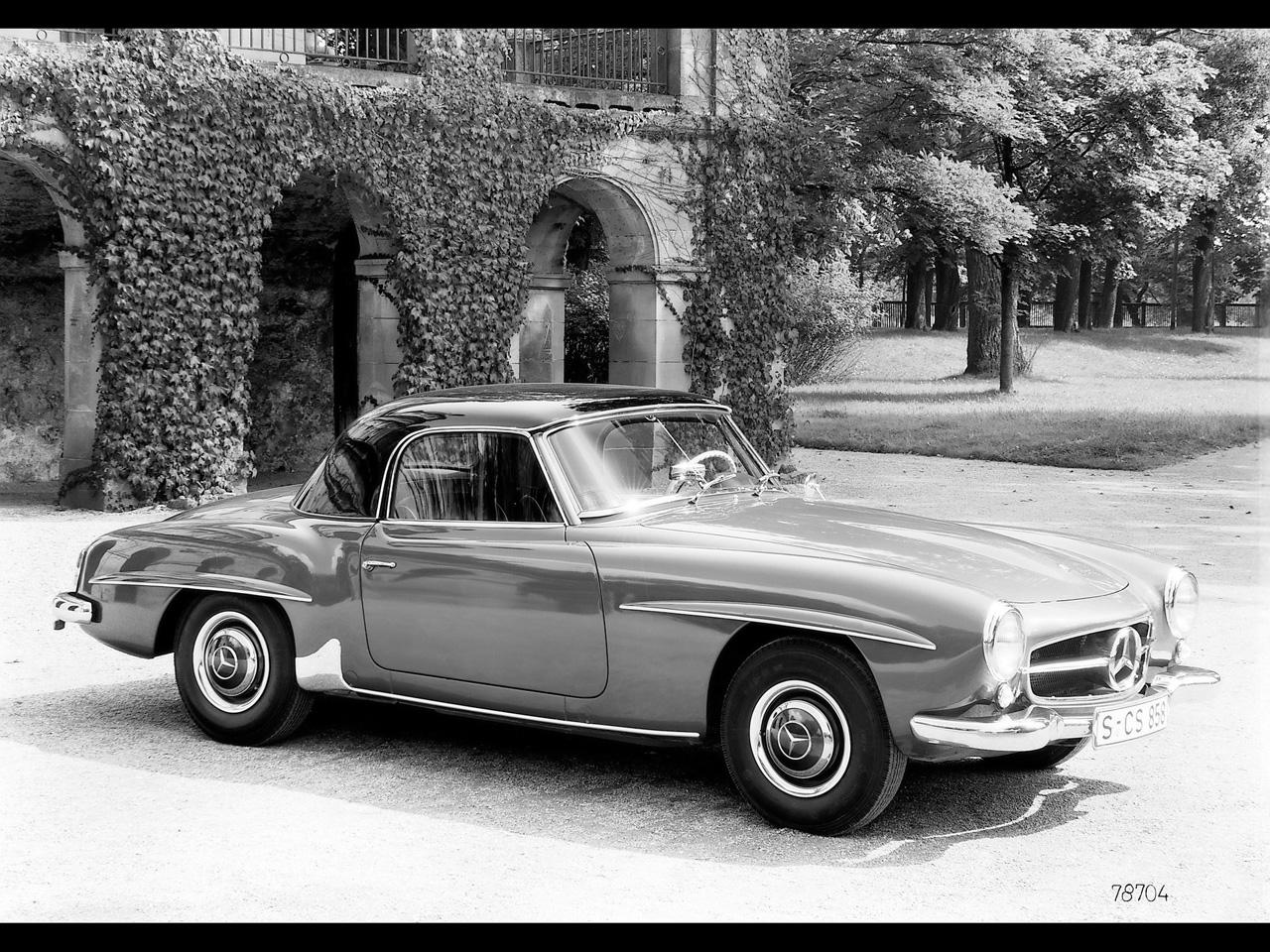 1955 1963 mercedes benz 190 sl for 1963 mercedes benz