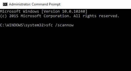 Error 0x800CCC13 in Outlook Sfc /scannow