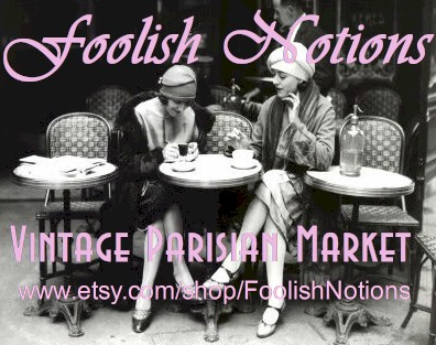 Foolish Notions Vintage