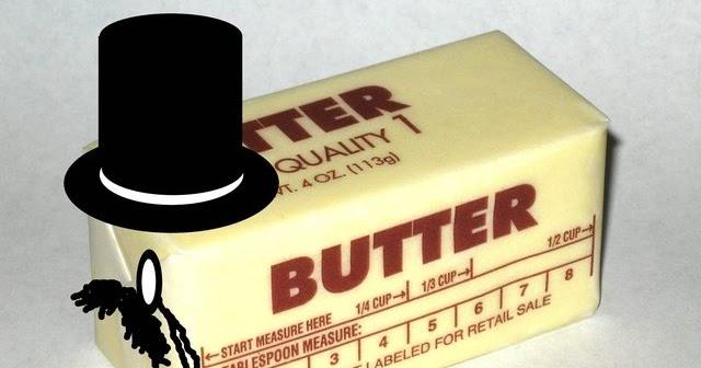 Panda and Mango: Cultured Butter
