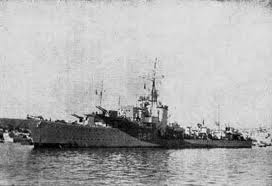 WW2 Polish Destroyer ORP PIORUN - participated in every Allied navy mission + Hunt for Bismarck