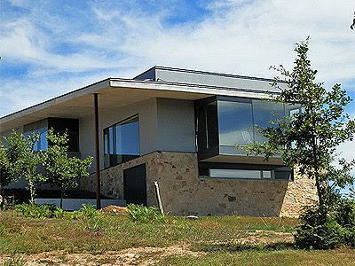 Nuevo albergue del Camino de Santiago en Ferreiros.