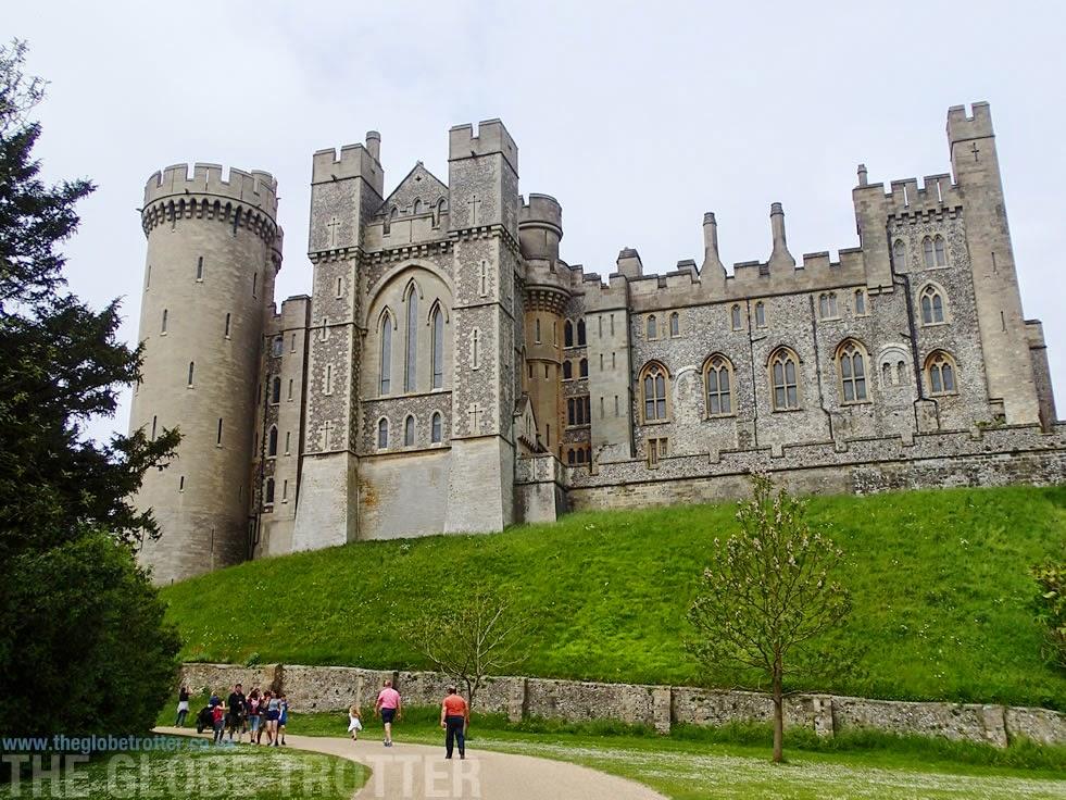 Arundel Castle Siege 2015