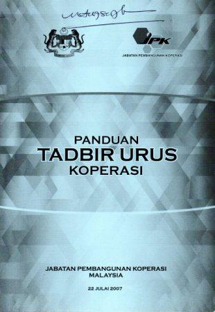 Tadbir Urus Koperasi