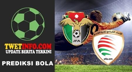 Prediksi Jordan U16 vs Oman U16, AFC U16 18-09-2015