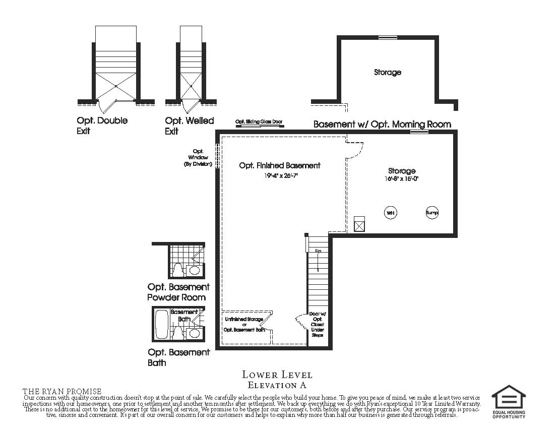 Bathroom floor plans double sink home decorating for Ryan home plans