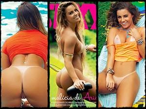 Aricia Silva Nua Na Fotos Digitais Da Sexy