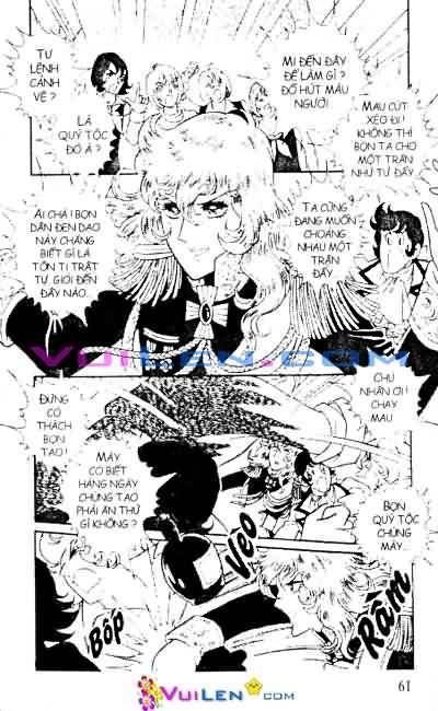 Hoa Hồng Véc-Xây Chapter 5 - Trang 61