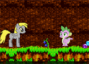 MLP Pony Platform Game