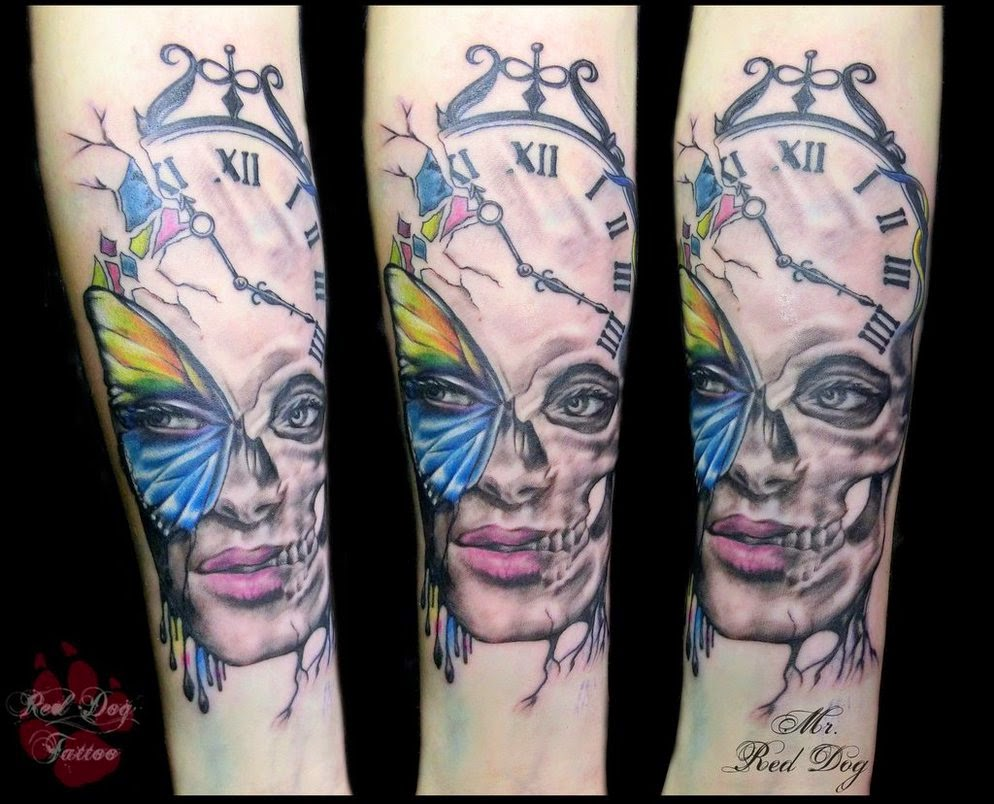 The world of tattooing the basic properties of shading a for Shading tattoo pain
