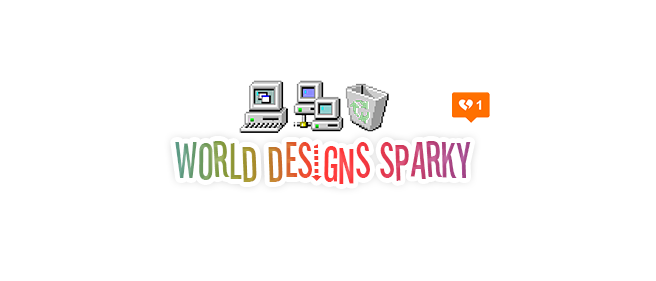 World designs sparky♢