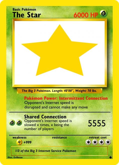 The Star Pokemon