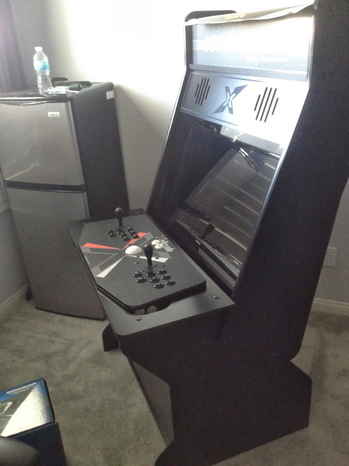 Nerding Out: Sit Down Arcade