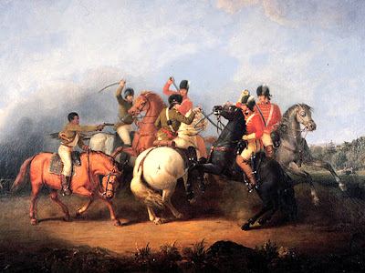 The Battle of Cowpens