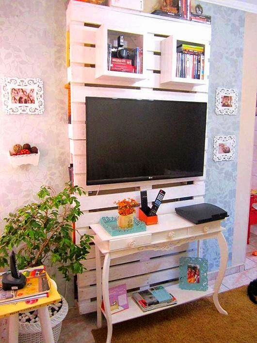 El detalle que hace la diferencia palet mania for Reciclar palets para muebles