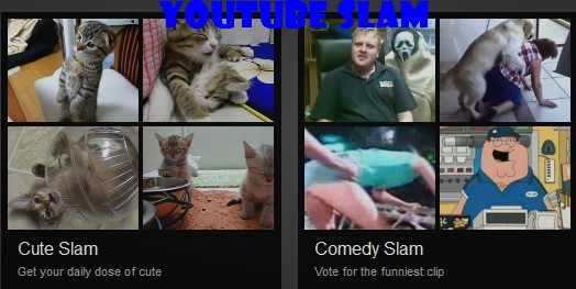 youtube slam video contest