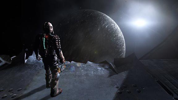 solidão no espaço