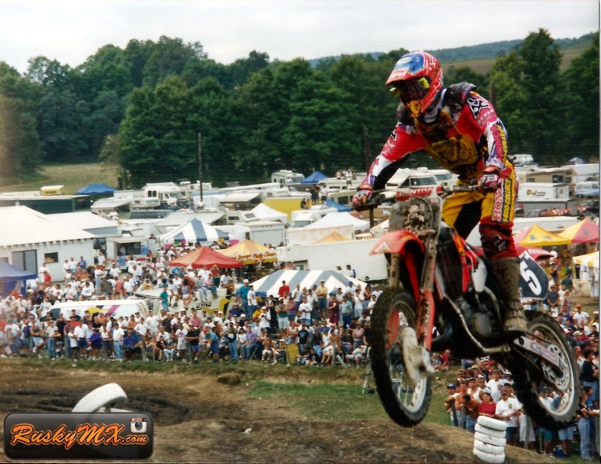 Steve Lamson Broome Tioga 1995