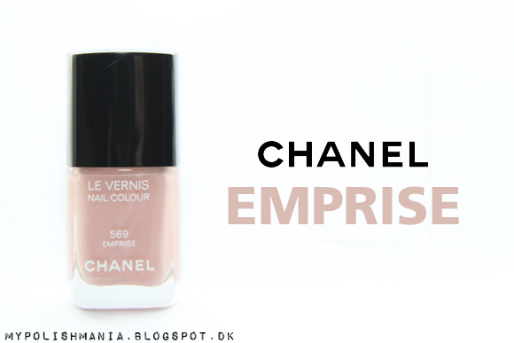 Chanel 569 Emprise