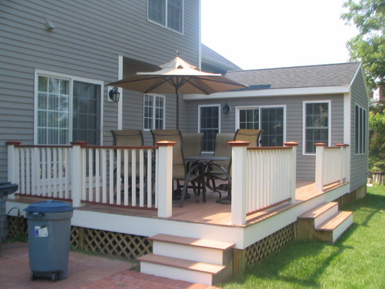 Modular home builder four season rooms are gaining in for Modular sunroom