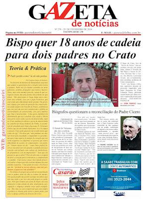 Edição Impressa Clique no ícone da página abaixo