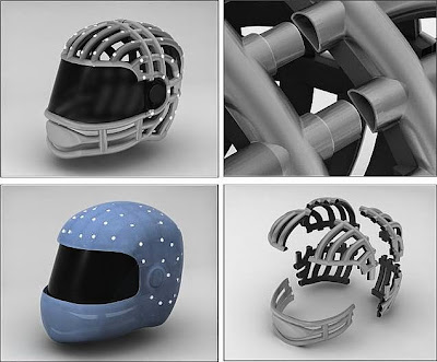 SMH THE SAFETY MODULE HELMET