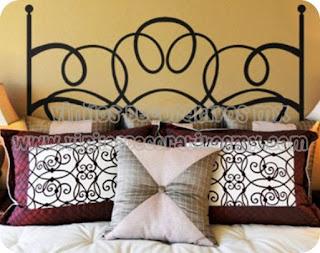 Vinilos para cabeceras vinilos decorativos mexico decoracion de interiores exteriores y - Vinilos decorativos para exteriores ...