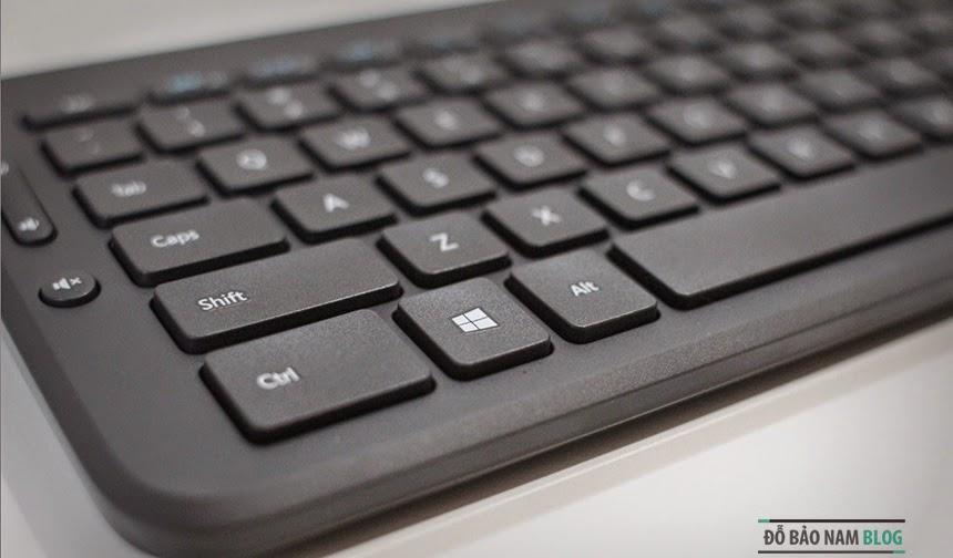 Các tổ hợp phím tắt trong máy tính với phím Windows
