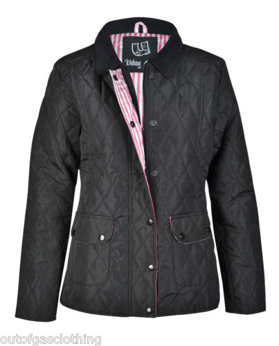 Womens barber jackets