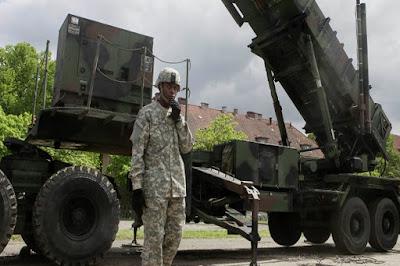 NATO Kepung Rusia dengan Perisai Anti Rudal