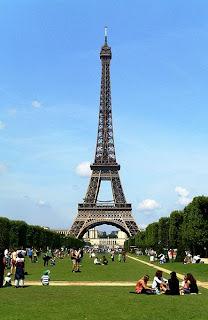 París Torre Eiffel viajes y turismo