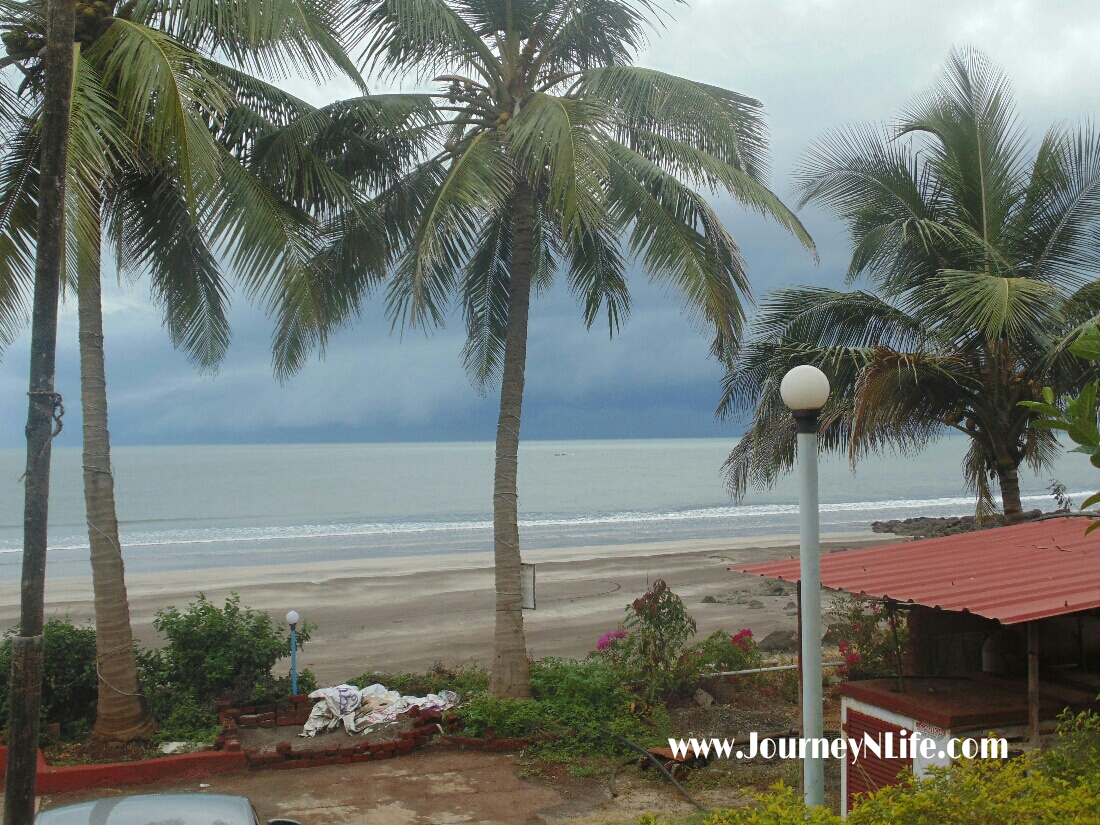 Konkan Beach Resort Karde