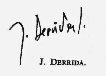 derrida signature event context pdf